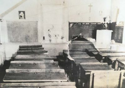 1941. Holy Family School.